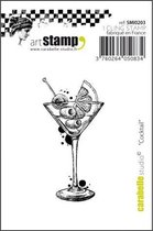 Carabelle cling stamp mini cocktail