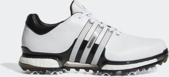 Adidas Golf Tour360 Boost 2.0 Heren Golfschoen Wit/zwart 44 EU