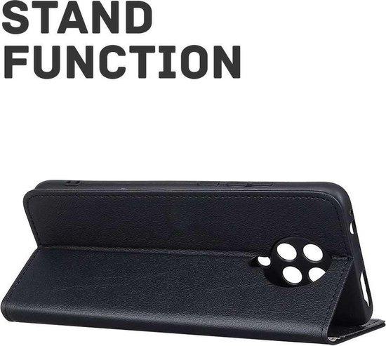 Just in Case Xiaomi Poco F2 Pro Wallet Case (Black)