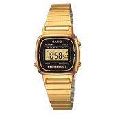 -Casio Vintage Mini LA670WEGA-1EF Dames Horloge - 25 mm-aanbieding