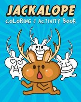 Jackalope Coloring And Activity Book
