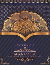 Mandala Coloring Books For Adults Volume 3