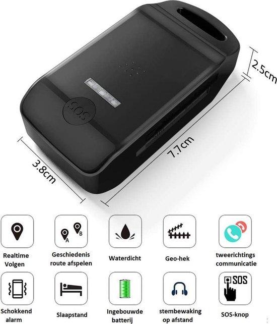 Sinotrack Mini Persoonlijke GPS Tracker - Voor kat