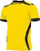 hummel Club Shirt k.m. Sportshirt - Geel - Maat S