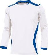 hummel Club Shirt l.m. Sportshirt - Wit - Maat XXL