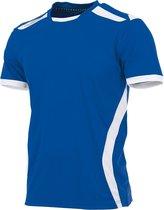 hummel Club Shirt k.m. Sportshirt - Blauw - Maat XXL