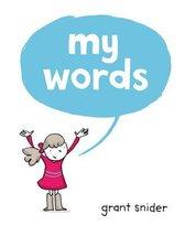 Boek cover My Words van Grant Snider