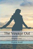 Boek cover The Voyage Out van Virginia Woolf