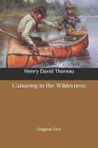 Canoeing in the Wilderness: Original Text