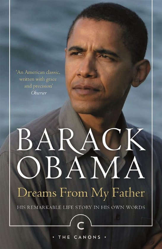 Boek cover Dreams From My Father van Barack Obama (Onbekend)