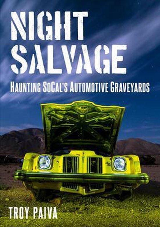 Boek cover Night Salvage van Troy Paiva (Paperback)