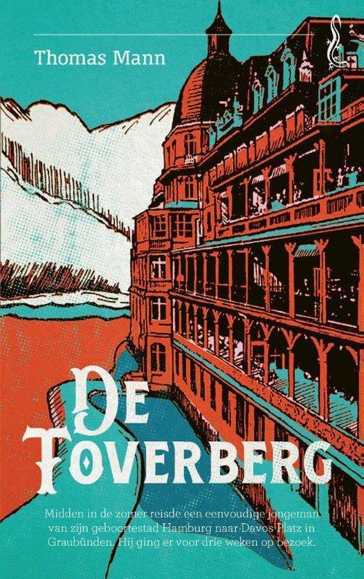 Boek cover Salamander  -   De toverberg van Thomas Mann (Paperback)