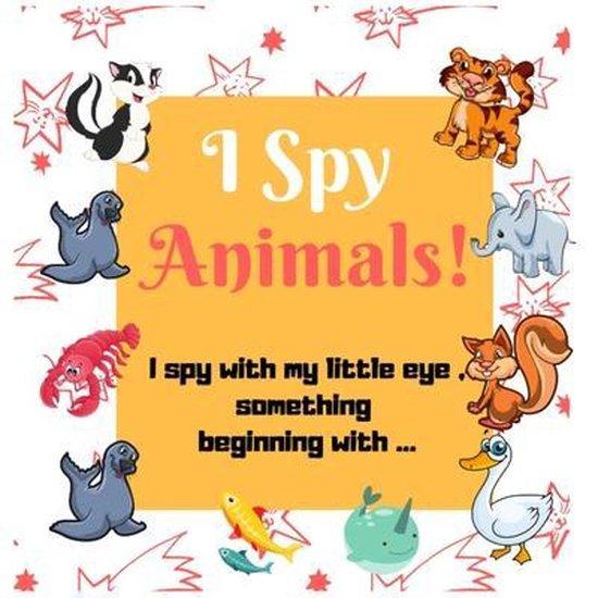 I Spy Animals!