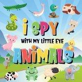 I Spy With My Little Eye - Animals