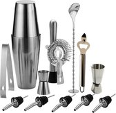 Cocktail Shaker Set  1 |  13 Delig