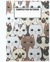 Composition Notebook: notebook for school and college writing and notes.