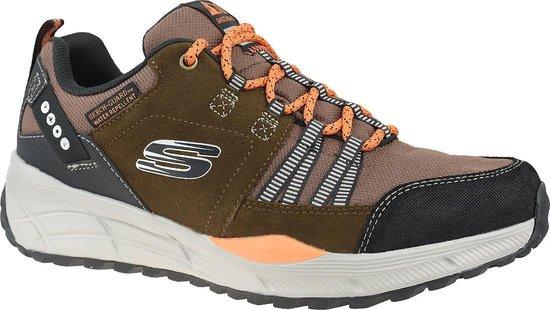 Skechers Equalizer 4.0 Trx Heren Sneakers - Brown/Black - Maat 45