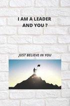 I Am a Leader