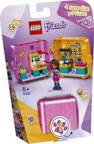 LEGO Friends Andrea's Winkelspeelkubus - 41405