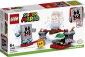 LEGO Super Mario Uitbreidingsset Whomps Lavafort - 71364