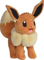 Pokémon - Eevee - Pluchen knuffel - 20 cm