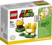 LEGO Super Mario Power-Up Pakket Kat Mario - 71372