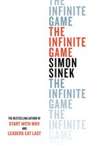 Boek cover The Infinite Game van Simon Sinek (Onbekend)
