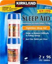 Kirkland Slaappillen - 192 tabletten