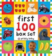First 100 PB Box Set (5 Books)
