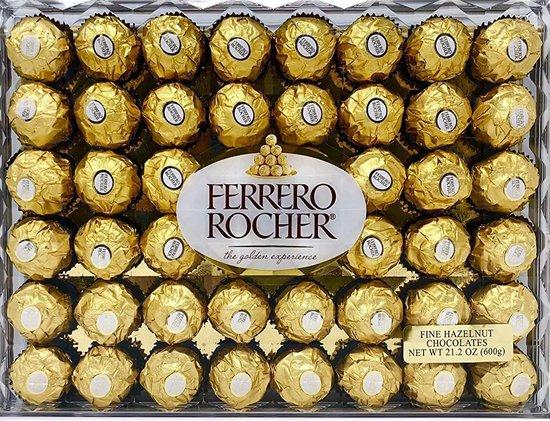 Ferrero Rocher GOLD Edition - 48 stuks - 600 gram