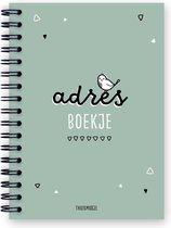 Adresboekje | A6 | Thuismusje