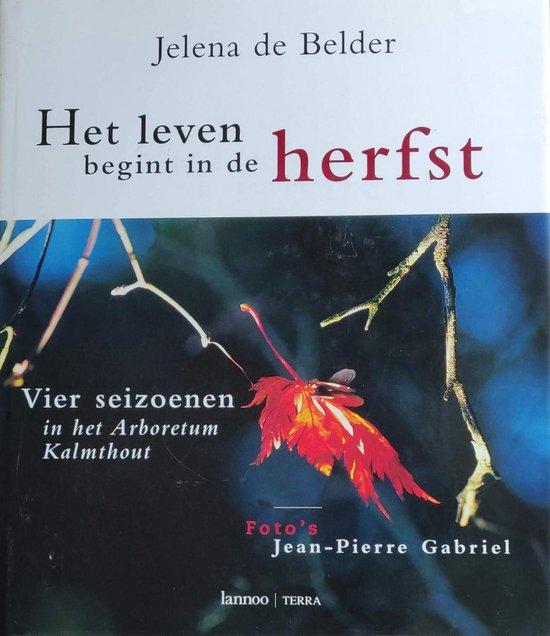 HET ARBORETUM VAN KALMTHOUT - Jelena De Belder  