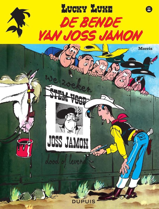 Lucky Luke 11. De bende van Joss Jamon - Morris |