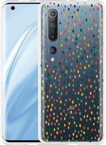 Xiaomi Mi 10 Hoesje Happy Dots