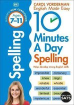 10 Minutes a Day Spelling Ages 7-11