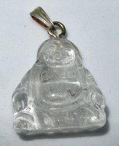 Boeddha hanger Bergkristal