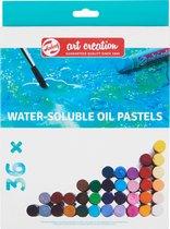 Talens Art Creation oliepastel 36 kleuren - wateroplosbaar