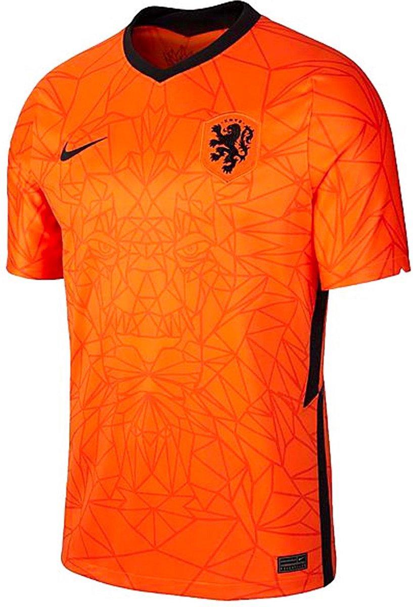 Nike Nederlands Elftal Thuisshirt 2020-2022 Heren - Maat S