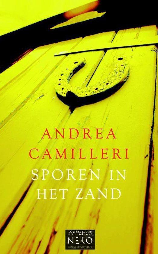 Sporen in het zand - Andrea Camilleri |