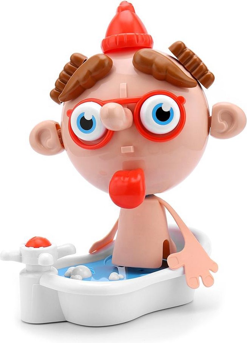 FlexToys mr Pop puzzel - 3D Puzzel Speelgoed Pop - Speelgoed Meisjes en Jongens 4 jaar en ouder