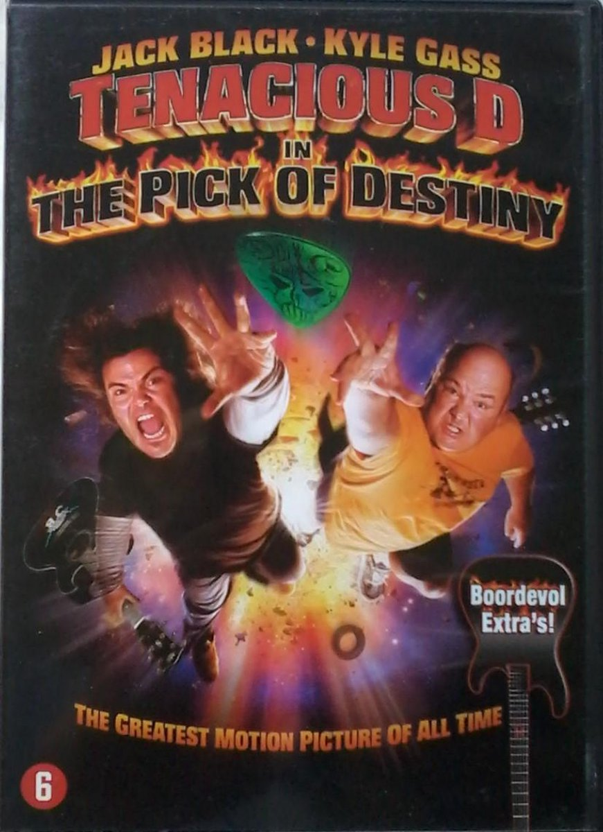 Tenacious D - In The Pick Of Destiny - Movie