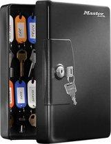 MasterLock Sleutelkast voor 25 sleutels – Incl. 25 sleutellabels – Staal - KB-25ML
