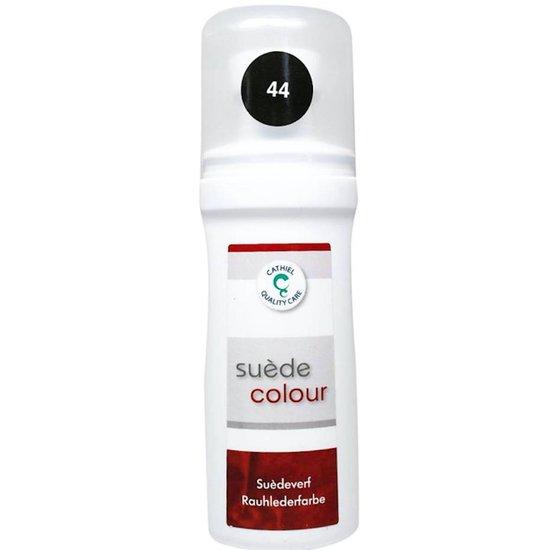 Cathiel schoenverf voor suède en nubuck 80 ml Zwart