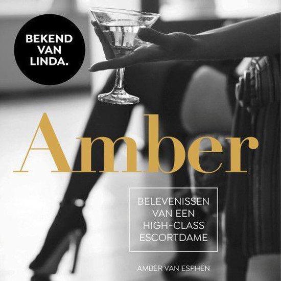 Boek cover Amber van Amber van Esphen