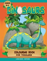 Dinosaurs Coloring Book for Toddlers