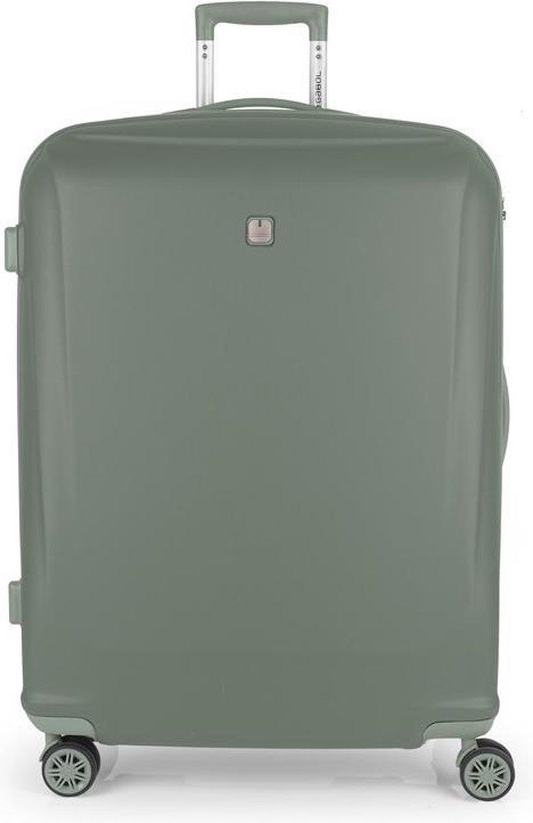 Gabol Vermont Large Koffer - 78 cm - TSA slot - Groen kopen