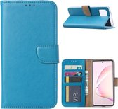 Samsung Galaxy A31 - Bookcase Turquoise - portemonee hoesje