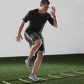 Trainingsladder 6 meter - fitness agility ladder / loopladder / speedladder - incl. draagtas