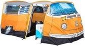 Volkswagen Bus Tent - Orange - 4 Persoons
