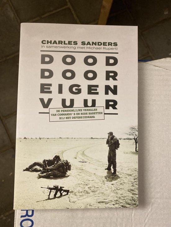 Charles Sanders | Dood door eigen vuur